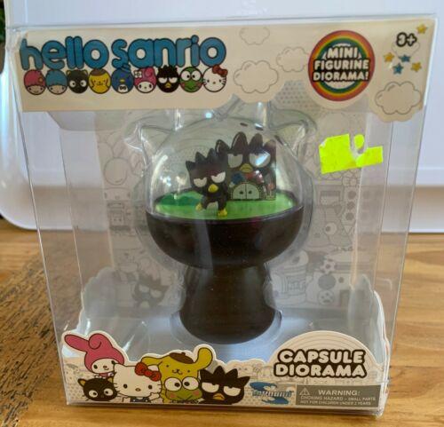 Sanrio BADTZ MARU Capsule Diorama Mini Figurine New in BOX!
