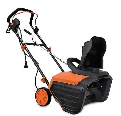 WEN 5662 Snow Blaster Electric Snow Thrower, 18-Inch