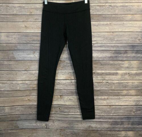 Ivivva Girls Black Athletic Leggings (Size: 14)