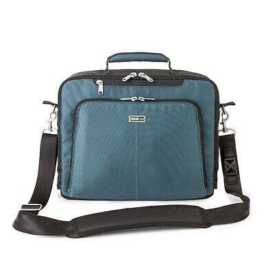 "Think Tank Photo My 2nd Brain Briefcase for 13"" Laptop (Harbor Blue) TT613"