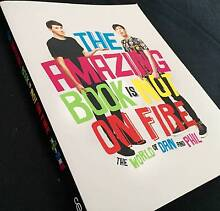THE AMAZING BOOK IS NOT ON FIRE: The World of Dan and Phil South Perth South Perth Area Preview