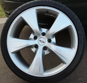 Ford pre au silver argents 19x8 Maddingley Moorabool Area Preview