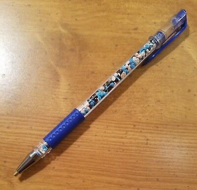 5D Diamond Painting Custom Stylus Drill Dropper Pen BLACK AND BLUE Comfort Grip