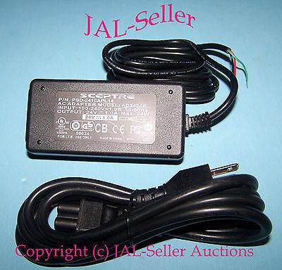 24v DC 1A Output Switching Power Supply 100-240V AC Input Sceptre (Output Switching Power Supply)