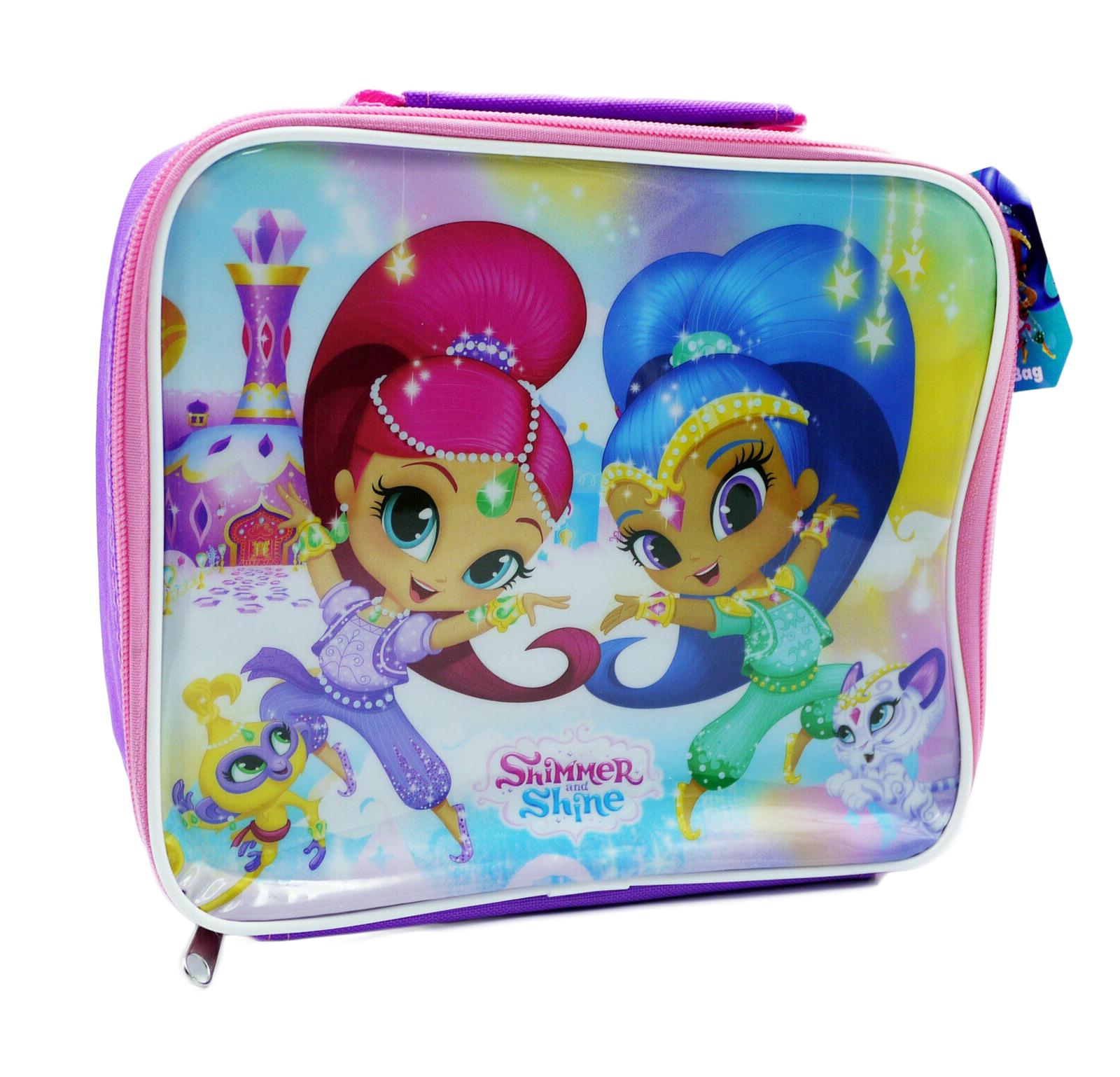 Nickelodeon Shimmer & Shine Lunch Bag