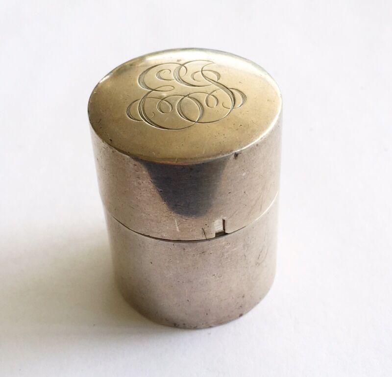 Antique Vintage Sterling Tiffany & Co Thread/Spool Holder