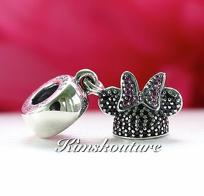 Minnie Mouse Minnie Sparkling Ear Hat Charm