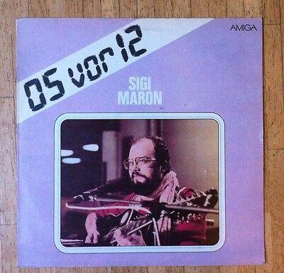 SIGI MARON 05 VOR 12 LP GDR