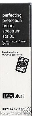 PCA Skin Perfecting Protection Broad Spectrum SPF30 - 1.7oz NIB AUTH - EXP 10/18