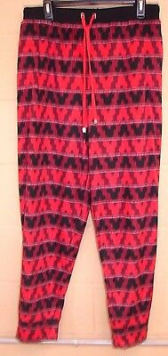 NEW Disney Luxe Collection Merry Mickey Microfleece Lounge Pajama Pants Sz. 3X - Disney Luxe Pajamas