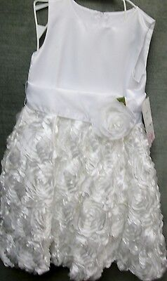 NWT First Communion/Flower Girl/ Special Occasion Dress/Tea length.  size 7 (Tea Length First Communion Dresses)