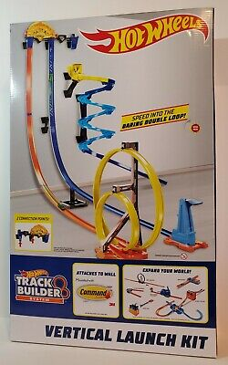 Hot Wheels Track Builder System Vertical Launch Kit- NEW In Box