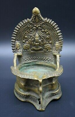Near Eastern brass decorated incense burner C. 18th century AD