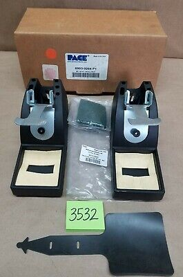Lot Of 2 Pace Cubby 6019-0069 For Mt-100 Minitweez Holder Tip Tool Stand