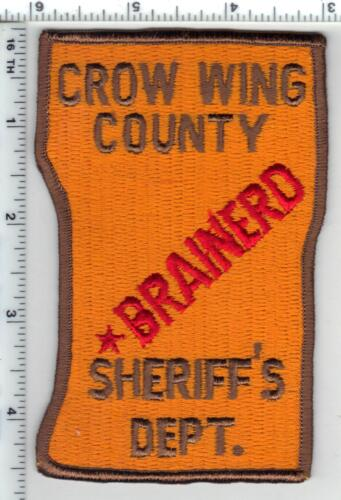 Crow Wing County Sheriff