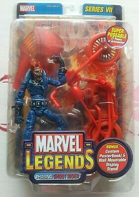 """Marvel Legends 6"""" Action Figure PHASING GHOST RIDER Variant Series 7"""