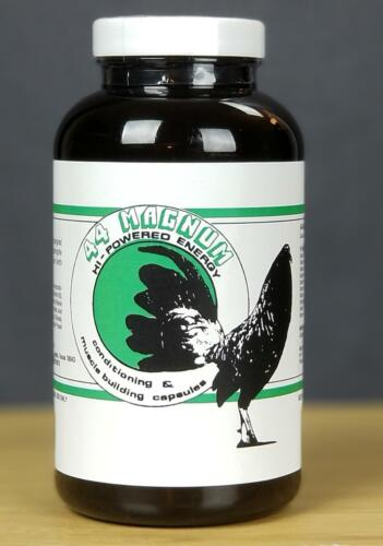 44 Magnum Super Vitamins for poultry, chicken, duck, goose, turkey 300 ct