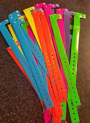 Neon Wristbands For Events (60  3/4