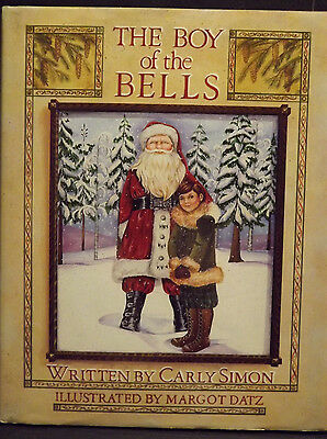 The Boy of the Bells by Carly Simon (1990, Hardcover) First Edition on Rummage