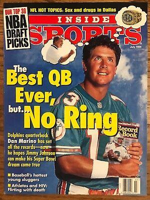 NFL Inside Sports July