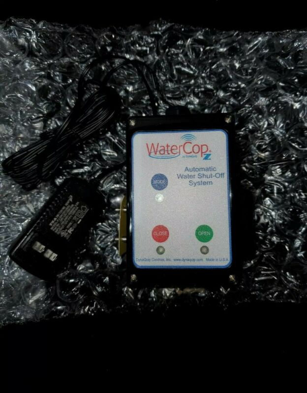 Water Cop Z-Wave. Automatic Water Shut Off Actuator-Brand New!! Fast Shipping!
