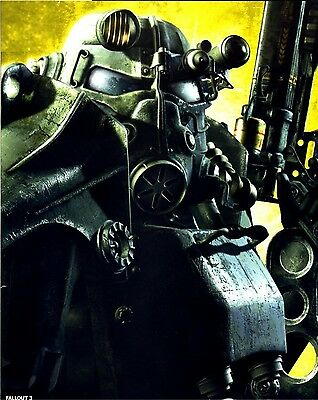 EVA FOAM Fallout Power Armor T-60 cosplay costume DIY* 3D paper kit templates - Fallout Power Armor Cosplay