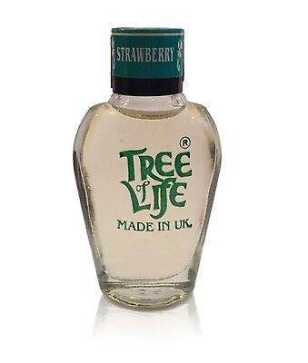 TREE OF LIFE fresa Perfume Aceite Esencial FRAGANCIA AROMA Cuerpo Baño quemar