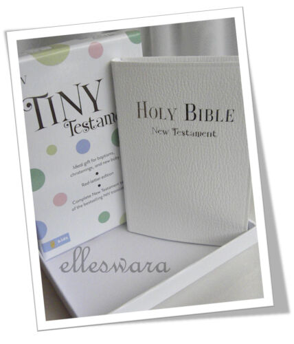 Tiny Testament Baby S First Holy Bible New Testament
