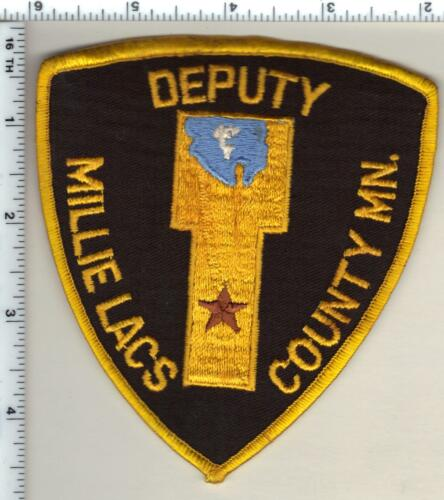 Millie Lacs County Sheriff