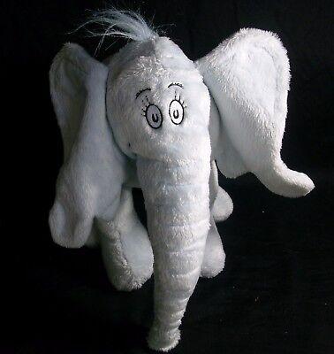 Dr.Seuss Horton Hatches Ei Elefant Plüschtier Plüsch KOHL'S Pflege für Kinder ()