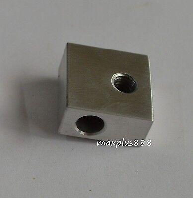 Heater Aluminium Block For 3d Printer Extruder Hot End Makerbot Reprap Mk7mk8