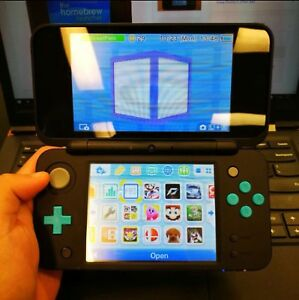 Nintendo 3DS Modification Service - Support all models/firmware