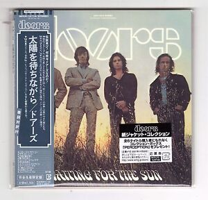 DOORS Waiting For The Sun  JAPAN mini lp cd jim morrison elektra papersleeve