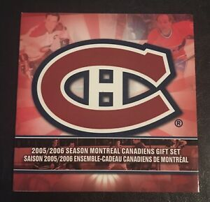 Montreal Canadiens 05/06 Coin Gift Set