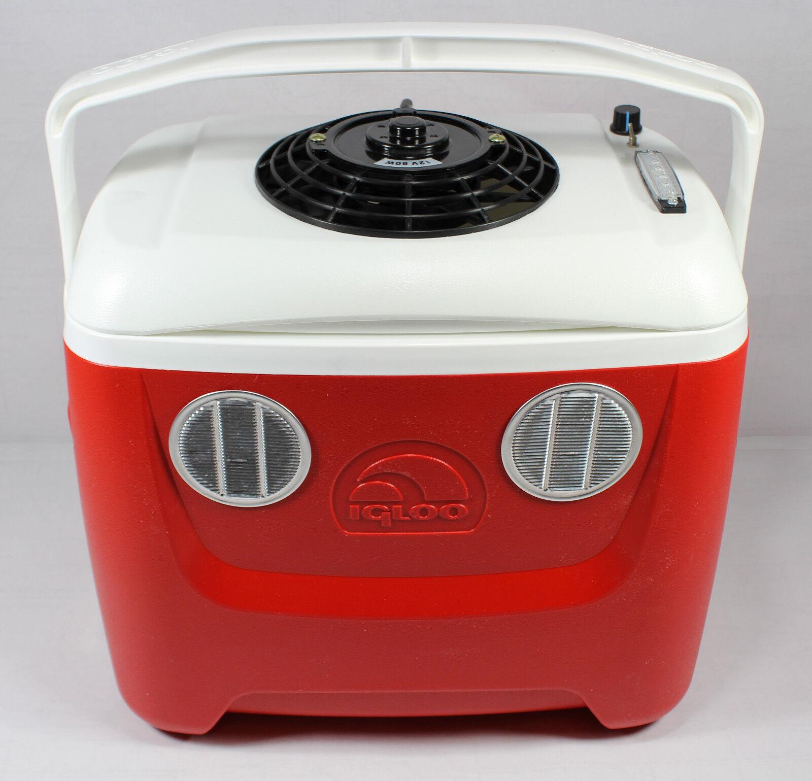 12V Portable Air Conditioner cooler 30 Quart - 560 CFM Digit