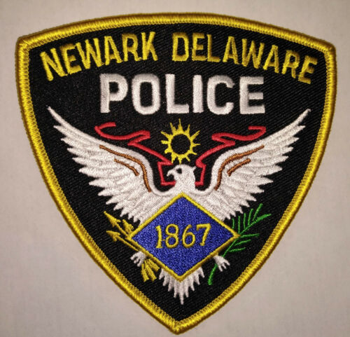 Newark Delaware Police Patch // FREE US SHIPPING!