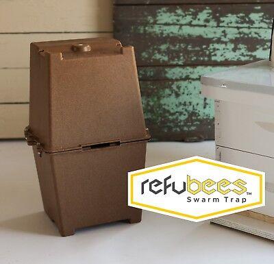 Refubees Swarm Trap - Reusable Environmentally Friendly Trap For Honey Bees