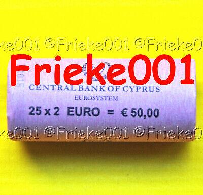Cyprus - Chypre - 2 euro 2015 comm rol.(30 jaar europese vlag)
