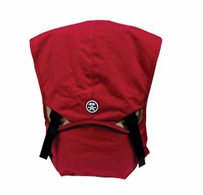 Crumpler The Seedybar SE-03A Messenger  Bag Backpack(Dark Red / oatmeal)