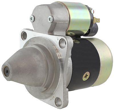 New Starter Motor For Lister Petter Ac2 Ac1r Etc 12v 9 Tooth Nsb113 191-1305