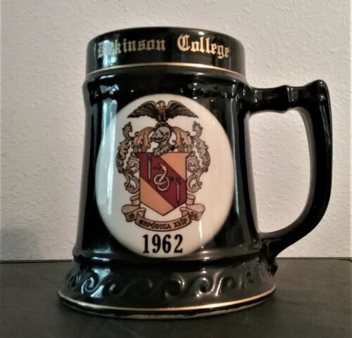 1962 Dickinson College Beer Stein, (Name, FLASH).