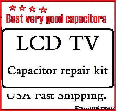 Samsung LN-52A750R1F LCD TV Capacitor Repair Kit BN44 - 00201A LN52A750R1F