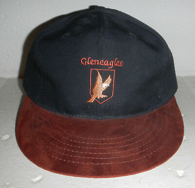 af4efe7b7fdd6 Semi Vintage Gleneagles Country Club Golf Course Logo Baseball Hat Cap