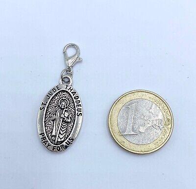 Medalla San Judas Tadeo patron de lo imposible nuevo amuleto suerte proteccion