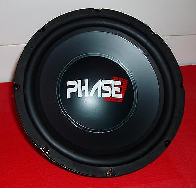 Subwoofer 450w (Audiopipe PHASE 3 Serie 30cm 12