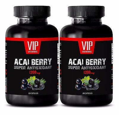 Best Antioxidant - PURE ACAI BERRY 1200MG - weight loss equipment - 2