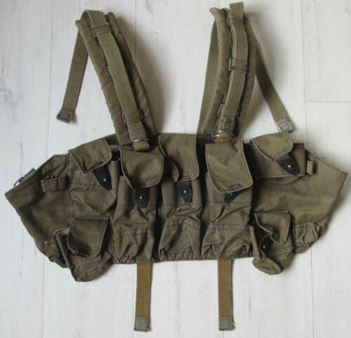 Original USSR Soviet Army Chest Rig Tactical Unloading Vest Afghanistan War
