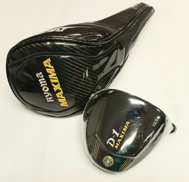 New Ryoma D=1 Maxima 10.5 Driver Head Component Made in Japan (Non Conforming)