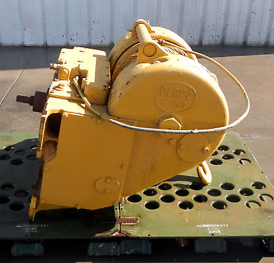 CARCO F-50 F50 CRAWLER DOZER TRACTOR WINCH 2 FIT D6D on Rummage