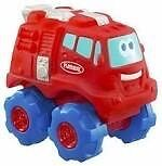 Playskool Wheel Pals Cushy Cruiser Fire Engine